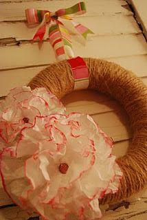 twine wreath