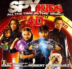 Various - Spy Kids: All The Time In The World