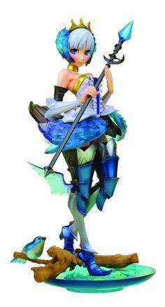 Amazon.com: Yamato Sif Ex Odin Sphere: Gwendolyn PVC Figure: Toys & Games