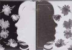 portraits photograms - Google Search