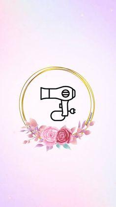 Beauty Salon Decor, Instagram Logo, Instagram Highlight Icons, Ruby Rose, Salons, Salon Humor, Instagram Ideas, Makeup Illustration, Pictures Of Makeup