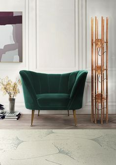 velvet chair design how much fabric to reupholster a 130 best images arquitetura 8 must have living room chairs that will be trendy this summer