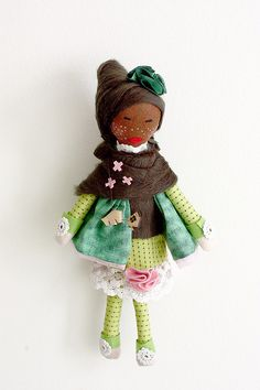 Dolls by Kup Kup Land, via Flickr