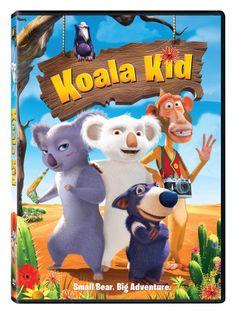 Koala Kid DVD Giveaway