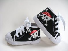Hey, I found this really awesome Etsy listing at https://www.etsy.com/listing/120177358/boys-pirate-shoes-baby-and-toddler-skull