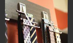 Tie hooks.  How to buy?