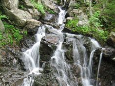 Corney Brook Trail, 2 hours away Cabot Trail, Small Waterfall, Best Travel Deals, Cape Breton, Shore Excursions, Vacation Packages, Nova Scotia, Hiking Trails, Travel Destinations