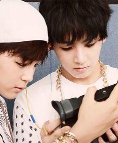 Jimin + Jungkook BTS