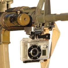 Strikemark GoPro Picatinny Mount Basic