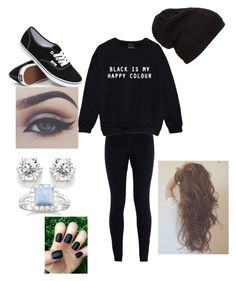 """""""Untitled #21"""" by lets-run-to-the-sea on Polyvore featuring NIKE, Vans, Bellezza and BillyTheTree"""