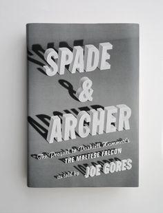 Spade & Archer, Joe Gores