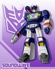 Soundwave | Transformers.