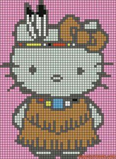 Hello Kitty Apache