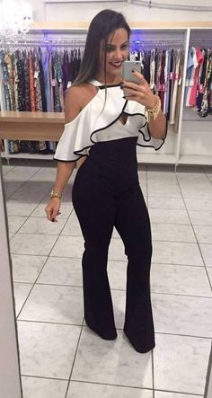 As a romper Girly Outfits, Classy Outfits, Chic Outfits, Fall Fashion Outfits, Fashion Dresses, Womens Fashion, Vetement Fashion, Classy Dress, Fashion Boutique
