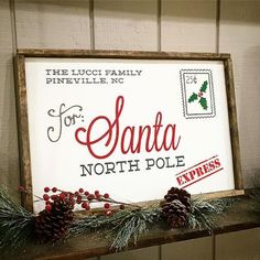 Christmas in July plank & framed signs! AR Workshop Lawrenceville Christmas in July plank & framed signs! AR Workshop Lawrenceville The post Christmas in July plank & framed signs! AR Workshop Lawrenceville appeared first on Wood Diy. Christmas In July, Simple Christmas, Winter Christmas, All Things Christmas, Christmas Movies, Homemade Christmas, Diy Christmas Decorations Easy, Holiday Crafts, Homemade Decorations