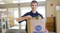 Kroger Bagger job description, duties, tasks, and responsibilities