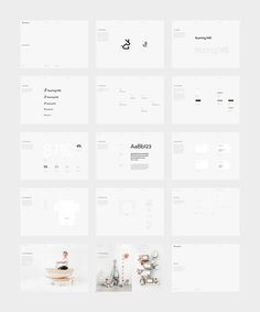 Scandinavian Design & Minimal Packaging Concept for Online Store 19