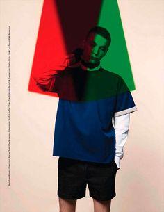The Yuri Pleskun GQ Style Germany Editorial Exudes Modern Elegance #Fashion #Art trendhunter.com