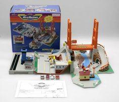 1990's GALOOB MICRO MACHINES SUPER CITY / TOOLBOX / OVP in Wetzikon ZH kaufen bei ricardo.ch