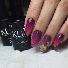 572 отметок «Нравится», 1 комментариев — Гришаткина Юлия +79262033330 (@ygnail_studio) в Instagram: «Оч крутая работа на материалах Klio Professional от @klio_omsk Гель лак Klio Professional…»