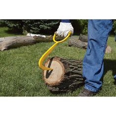 The Roughneck® High Carbon Log Hook is formed from one piece of high carbon steel. Firewood Logs, Rough Wood, Sustainable Forestry, High Carbon Steel, Wood Cutting, Syrup, Hunting, Fishing, Trees