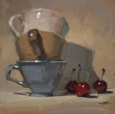 Carol Marine's Painting a Day: June 2010