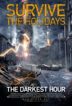 The Darkest Hour (2011) movie #poster, #tshirt, #mousepad, #movieposters2