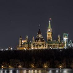 Our parliament building Ottawa Canada. Have a superb day tomorrow I will be offline most of the day  #myottawa #explorecanada by rolandbast