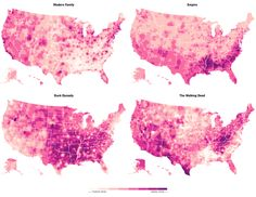 Years Of Unemployment Data Displayed In One Map Unemployment - Map of current us political issues