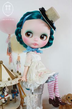 Custom Commission Blythe Doll. | Flickr - Photo Sharing!