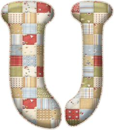 CH.B *✿* Monogram Alphabet, Alphabet And Numbers, Sewing Letters, Coat Of Many Colors, Christmas Stockings, Holiday Decor, Patches, Template, Ideas