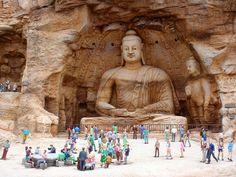 Un luogo millenario dal fascino sacro e misterioso. Dichiarate Patrimonio UNESCO, le Grotte di Mogao si trovano in Cina e custodiscono innumerevoli capolavori d'arte.