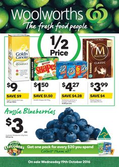 Woolworths Catalogue 19 - 25 October 2016 - http://olcatalogue.com/woolworths/woolworths-catalogue.html