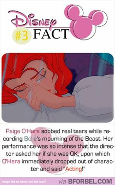 "Fun Fact About ""Beauty And The Beast""…"