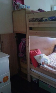 Mydal Ikea Bunkbead Hack My Kids Room