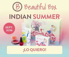 Maquillaje Indian Summer ¡Lo quiero!