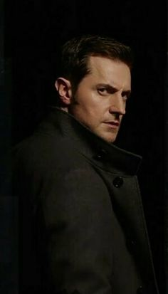 "Richard Armitage as Daniel Miller in ""Berlin Station"" #tvshow"