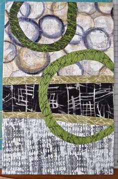 LuAnn Kessi: Abstract Art Quilt......Orientation