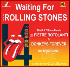 ROME Italy 2014 Rolling Stones show and travel info