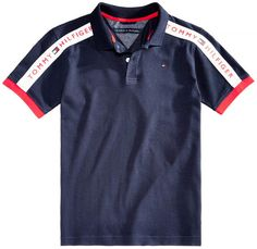 Polo Rugby Shirt, Polo T Shirts, Boys Shirts, Tommy Hilfiger Outfit, Nike Clothes Mens, Polo Shirt Design, Ralph Lauren, Summer Tshirts, Nike Outfits