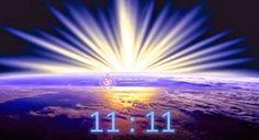 """O PORTAL DAS ESTRELAS 11:11 ESTÁ ABERTO  TRANSMITINDO PODEROSOS RAIOS GAMA FOTÔNICOS   """"TODOS OS PORTADORES DA LUZ ESTÃO SENDO CHAMADOS ..."""