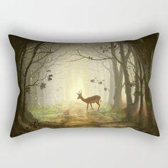 Walt Disney Rectangular Pillow