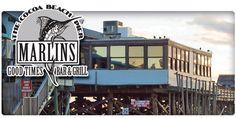 Marlins Bar and Grill in Cocoa Beach, FL