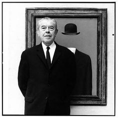 #magritte by crimebydesign