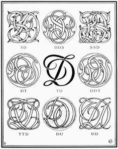 PLATE XXXVI—DS, DT, DU
