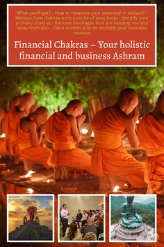 What you'll get?- How to measure your potential in dollars?- Witness how chakras exist outside of your body- Identify your primary chakras- Remove blockages that are keeping success away from you- Get a custom plan to multiply your business revenue