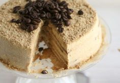 How to make Portuguese maria biscuit cake. Cake Recipes Without Eggs, Easy Cake Recipes, Sweet Recipes, Real Food Recipes, Dessert Recipes, Portuguese Desserts, Portuguese Recipes, Cupcakes, Cupcake Cakes