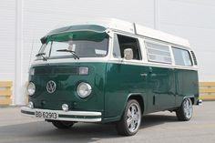 Volkswagen bus from 1979