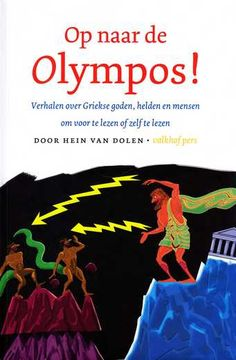 Op naar de Olympos - Hein van Dolen(+10)
