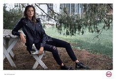 Shop AG Adriano Goldschmied Fall 2015 Ad Campaign - The Dapifer